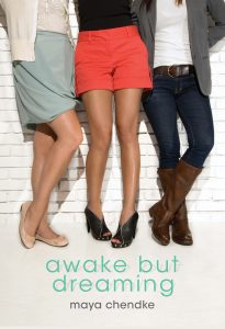 awake but dreaming book cover